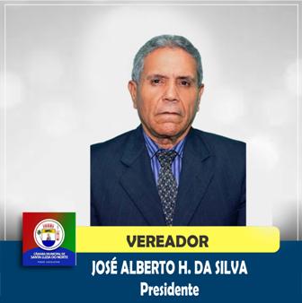 José Alberto Hermenegildo da Silva
