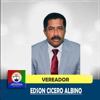 Edson Cicero Albino