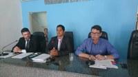 Câmara realiza Audiência Pública sobre avaliação e cumprimento de metas fiscais do Poder Executivo.