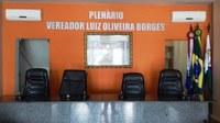 Convite - Sessões Ordinárias Câmara de Santa Luzia AL.