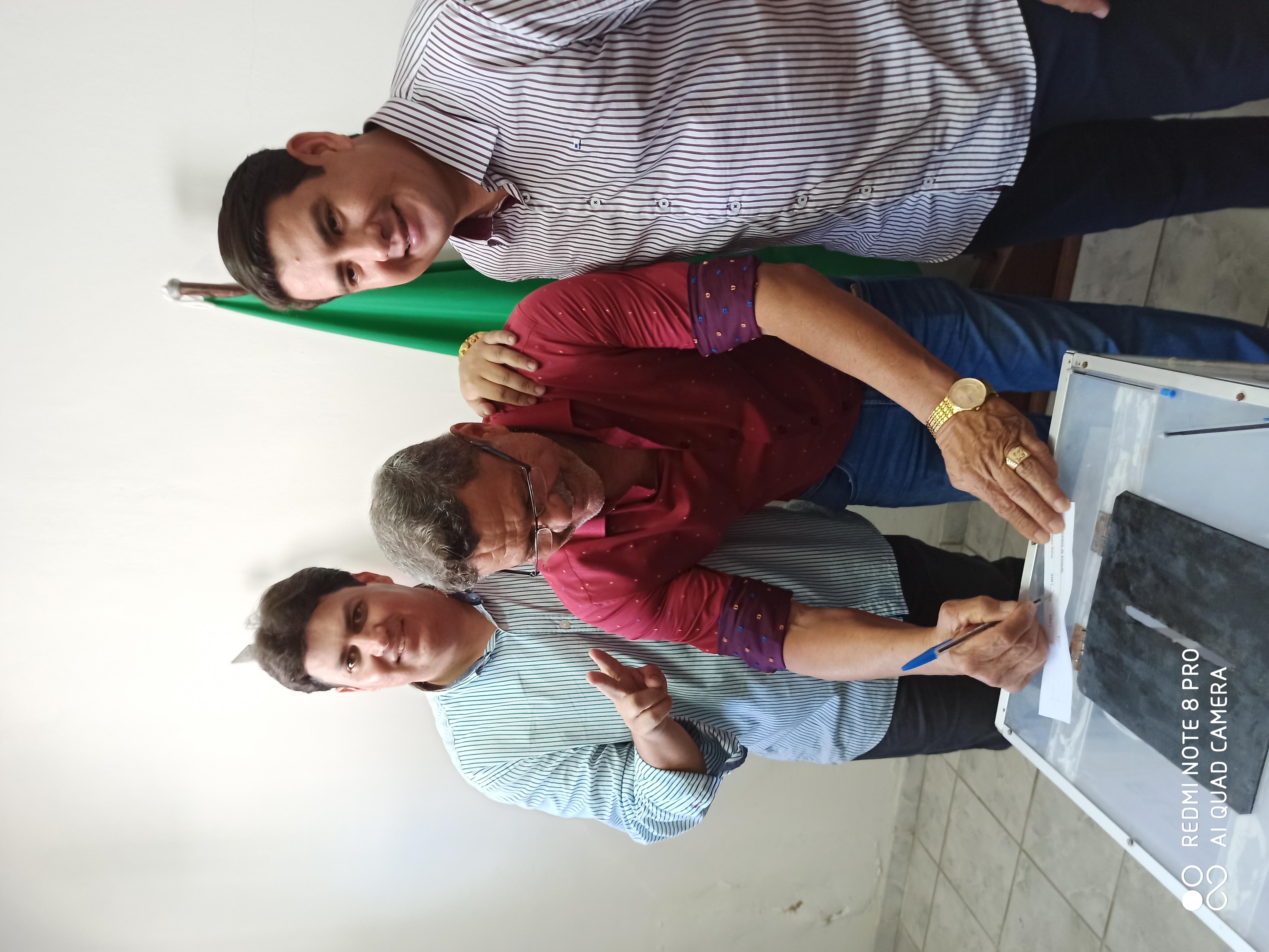 Vereador João Maia participa da eleição da Presidência da UVEAL