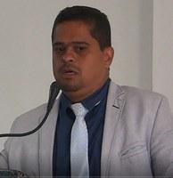 Vereador Laudemir Balbino reivindica a realização de uma Audiência Publica para debater a segurança da região.